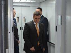 Ливадийскую больницу оснастили новым лифтом