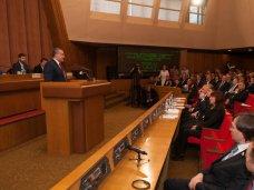Сергей Аксёнов перед избранием главой республики поблагодарил крымчан за поддержку