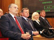 Парламент Крыма согласовал назначение вице-премьеров Крыма