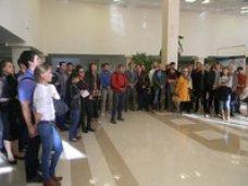 В библиотеке имени Франко проходит выставка проектов молодых архитекторов Крыма