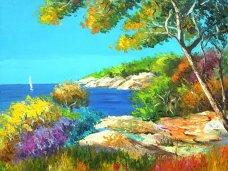 Позитивный взгляд на изобразительное искусство вообще и живопись в частности