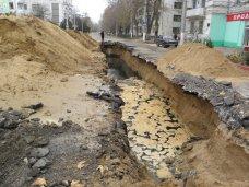 Керчь просит 3 млн руб на ремонт аварийного коллектора