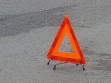 Под Симферополем автомобиль вылетел в кювет, водитель погиб на месте
