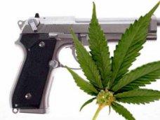 У жителя Ленинского района полиция нашла наркотики и патроны