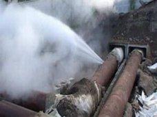 В Керчи в результате прорыва теплотрассы замерзает целый микрорайон