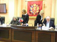 Керчь и итальянская провинция Реджо-Калабриа подписали соглашение о сотрудничестве