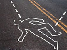 В Ленинском районе под колесами автобуса погиб неизвестный мужчина