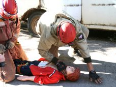Крымский МЧС расскажет школьникам о профессии спасателя
