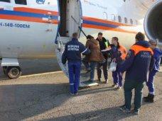 Спецборт МЧС России доставит ребенка на лечение в Москву