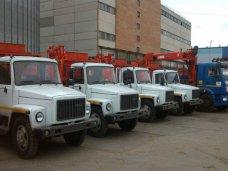 Коммунальным предприятиям Керчи передали 10 автомобилей из Тулы