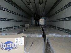 Россельхознадзор не пустил в Крым 20 тонн контрафактного молока из Украины