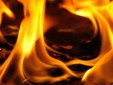 Спасатели МЧС ликвидировали пожар в жилом доме в Гаспре