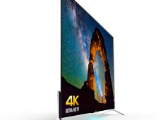 На выставке CES 2105 представлен телевизор на Android TV.