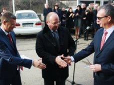 В Симферополе открылся центр диализа «Крым»