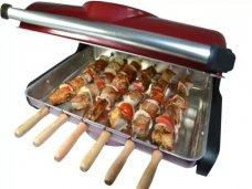 Электрошашлычницы - современное приспособление для кулинарных шедевров