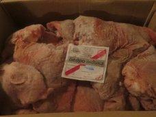 Россельхознадзор не допустил в Крым крупную партию просроченного мяса индейки