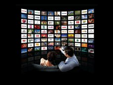 Спутниковое телевидение выбирают все больше телезрителей