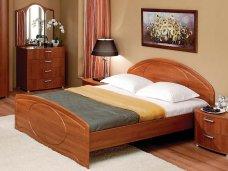 Конструкционные особенности двуспальных кроватей