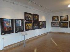 В Симферополе откроется выставка произведений Академии акварели и изящных искусств Сергея Андрияки