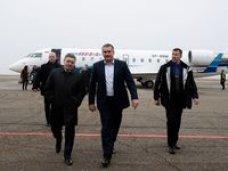 В Крым с рабочим визитом прибыл Губернатор Тюменской области Владимир Якушев