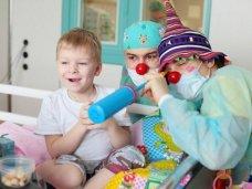 В Симферополе маленькие пациенты детской больницы получат подарки и сладости