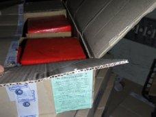 В Крым не попало 19 тонн контрафактного сыра