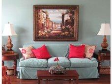 Стильные и современные изделия для украшения интерьера квартиры