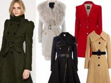 Пальто - весенняя одежда