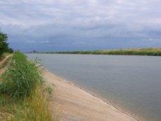 Евгения Бавыкина с рабочей поездкой посетила Фронтовое водохранилище