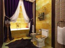 Шторы в ванной влияют на настроение человека