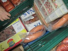В Крым не пропустили 400 ящиков сомнительной колбасы украинского производства