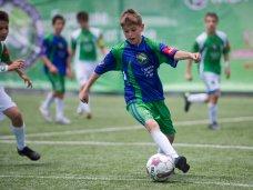В Симферополе пройдет детский футбольный матч под лозунгом «Футбол против расизма»