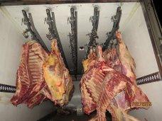 Россельхознадзор не пустил в Крым 7 тонн украинской говядины