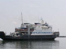 Керченская переправа перевезла за сутки 5188 пассажиров