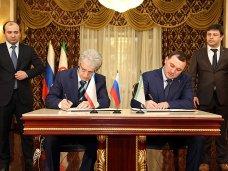 Крымский министр спорта и власти Ингушетии подписали договор о сотрудничестве в области физкультуры и спорта