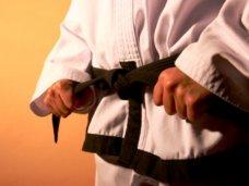 Федерации каратэ Севастополя подарили новый спортивный инвентарь