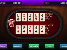 Начинаем играть в видео покер в онлайн казино