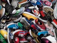 Кеды - популярная обувь для всех сезонов