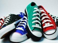 Кеды - обувь на все времена и случаи