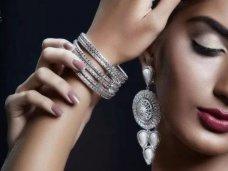 Украшения из серебра подчеркнут индивидуальность и стиль