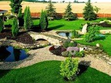 Ландшафтный дизайн. В гармонии с природой