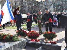 В Симферополе прошли торжества  в честь воинов-интернационалистов