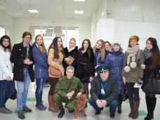 Крымская таможня провела первую ознакомительную экскурсию для крымских студентов