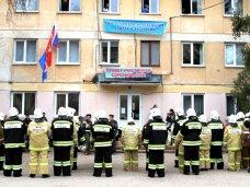 Севастопольские спасатели устроили флешмоб в честь 25-летия службы
