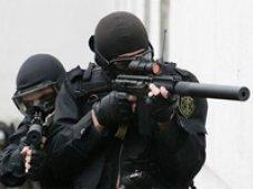 В Симферополе проходят антитеррористические учения