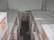 Россельхознадзор не пропустил в Крым партию контрафактного сливочного масла