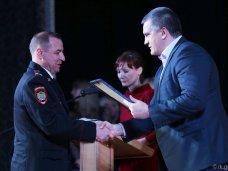 Сергей Аксёнов вручил награды в честь Дня защитника Отечества