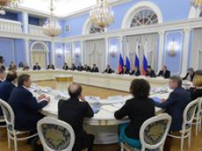 Сергей Аксёнов принял участие в совещании по вопросам стабильного функционирования отраслей сельского хозяйства