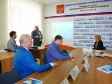 В Минкурортов обсудили перспективы развития дайвинг-туризма в Крыму