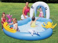 Бассейны Bestway - лучшее решение для семьи с маленькими детьми